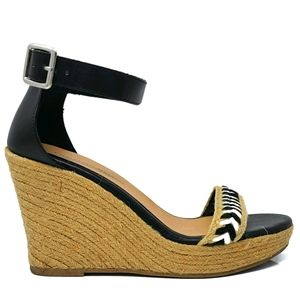 Christian Siriano Espadrilles Wedges size 8.5M